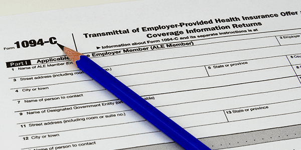 How to Fill Out IRS Forms 1094/1095